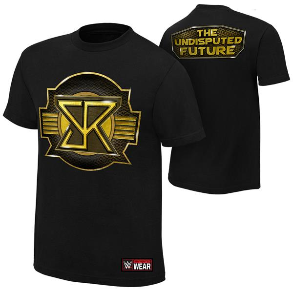 WWE Seth Rollins The Undisputed Future T Shirt