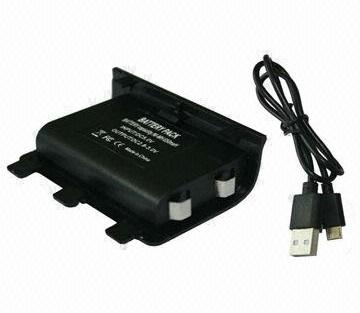X-Box One 1200mAh Rechargeable Battery Pack for XBOX ONE