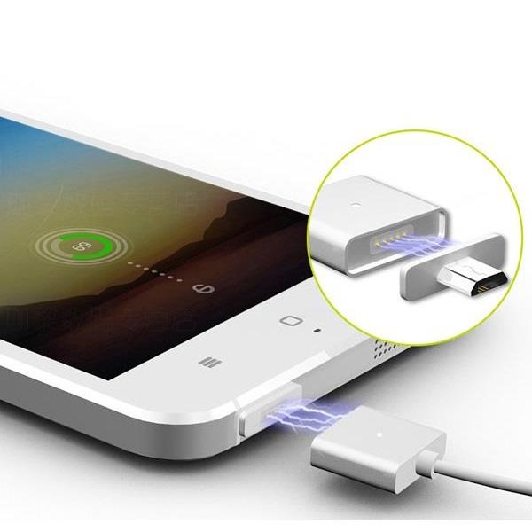 X-CABLE Magnetic Micro USB Metal Fast Charging Data Sync Cable