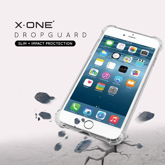 X-One Dropguard cases for iPhone 6S/6S Plus/SE/7