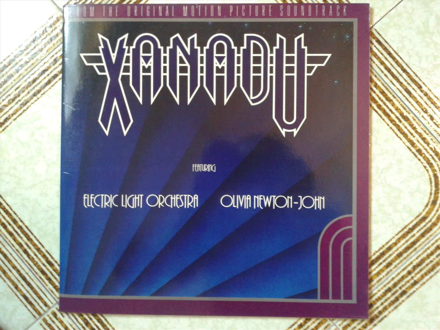 xanadu soundtrack - photo #6