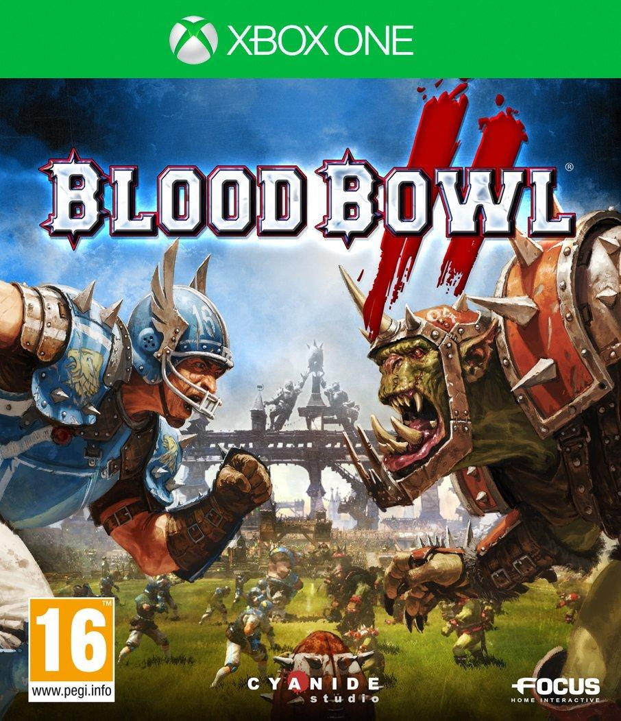 XBOX ONE BLOOD BOWL II (EUR)