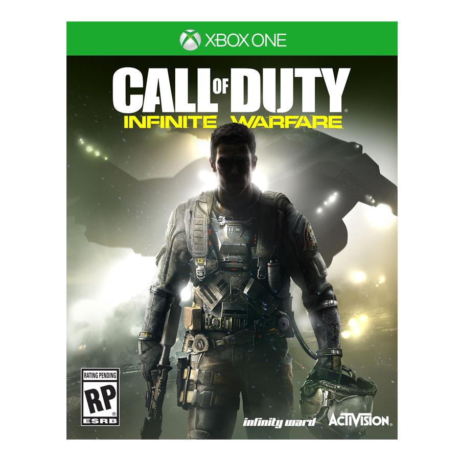 XBOX ONE CALL OF DUTY: INFINITE WARFARE STANDARD EDITION