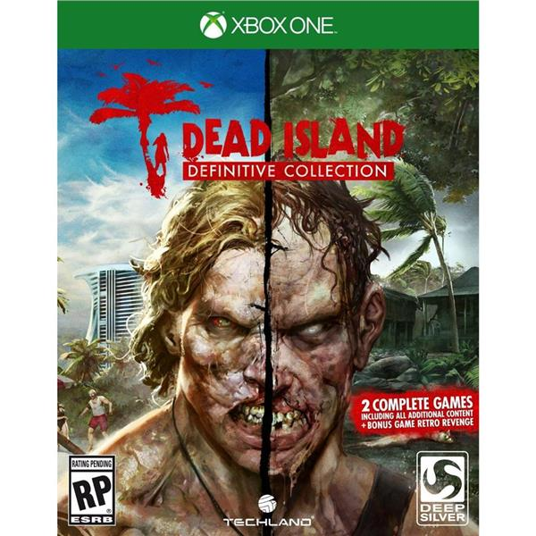 XBOX ONE DEAD ISLAND DEFINITIVE EDITION (AS)