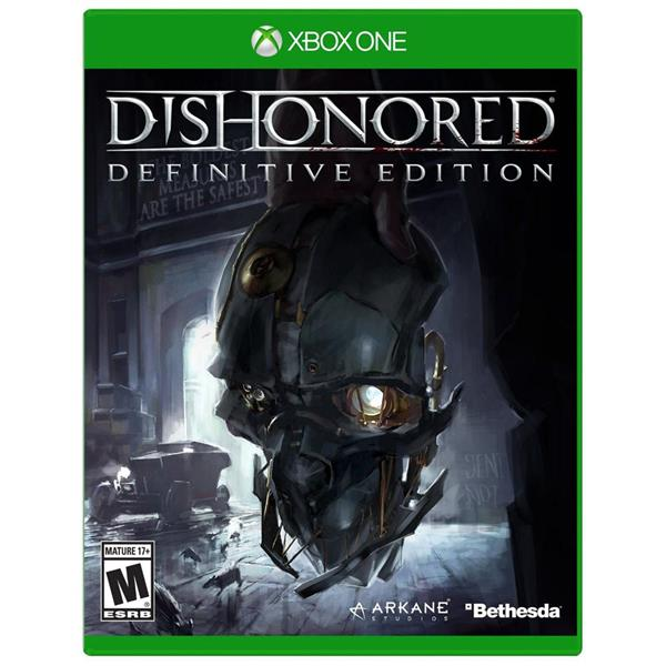 XBOX ONE Dishonored: Definitive Edition R3