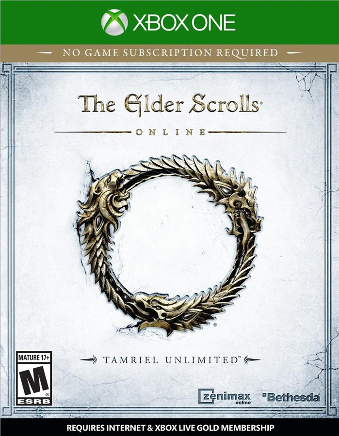 XBOX ONE THE ELDER SCROLL TAMRIEL UNLIMITED (R2-PAL)