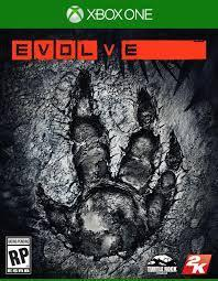 XBox One Evolve - For Game Play Station