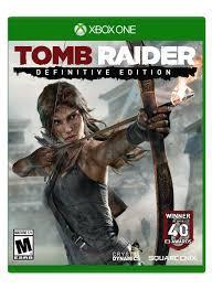XBox One Tomb Raider - For Game Play Station