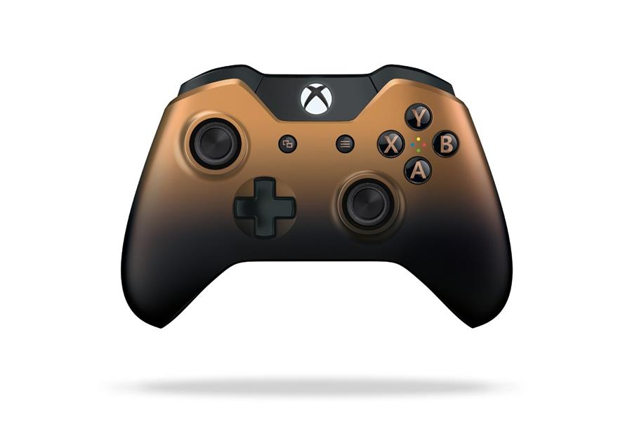 XBOX ONE WIRELESS CONTROLLER - COPPER SHADOW EDITION : NEW & SEALED