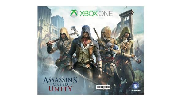 XBOX ONE XB1 ASSASSIN'S CREED UNITY BUNDLE EDITION (ASIA)
