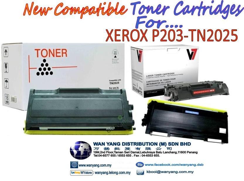 XEROX  203/ TN2025 Compatible Toner cartridges