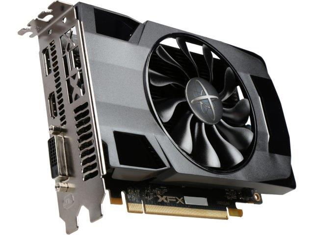 XFX RADEON RX 460 Single Fan 2GB DDR5 True OC