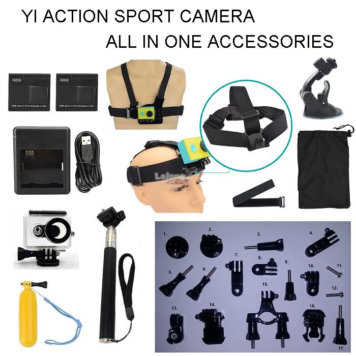 Xiao Yi Action Camera All in One Accessories Battery Charger Holder