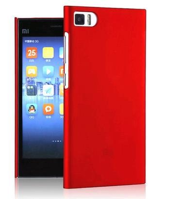 Xiaomi 3 Slim Drop Protection Silicone Phone Casing Case Cover