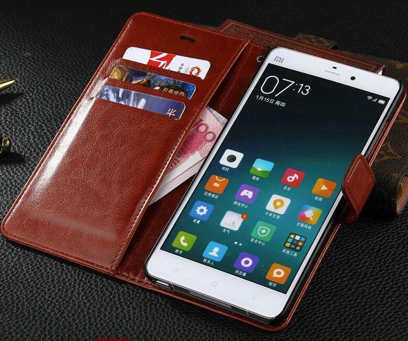Xiaomi Max 6.44inch Flip PU Leather Case Cover Casing + Free Gift