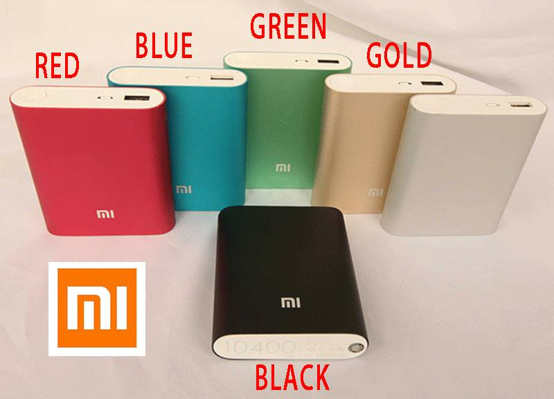 Image result for mi power bank 10400mah