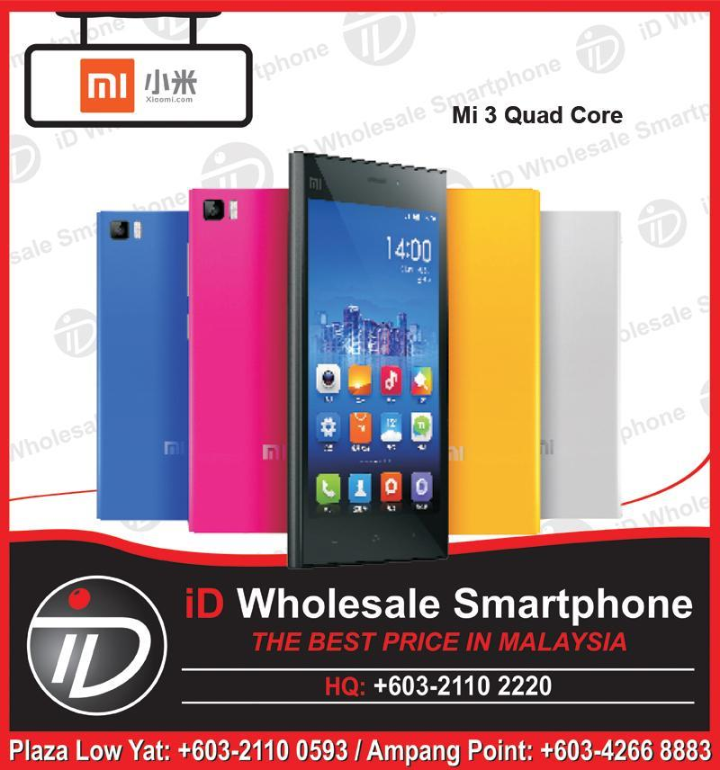 Xiaomi Mi 3, Mi3, Quad Core,5.0' FHD Screen,16GB 13MP