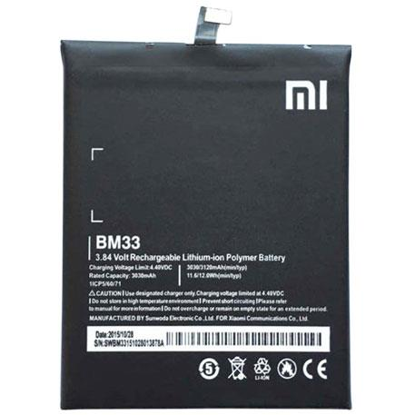 XiaoMi Mi 4 4i Mi4 BM33 3030mah Battery Replacement Repair Service