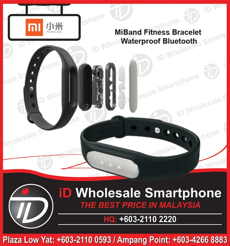 Xiaomi MI Band, MiBand Fitness Bracelet Waterproof Bluetooth + 4 Color