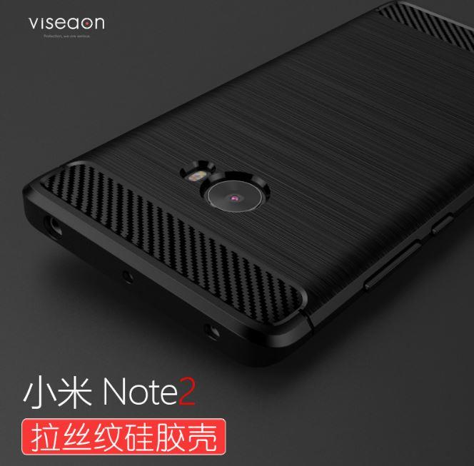 XIAOMI MI NOTE 2 Ultra Slim Durable Full Protection TPU Case