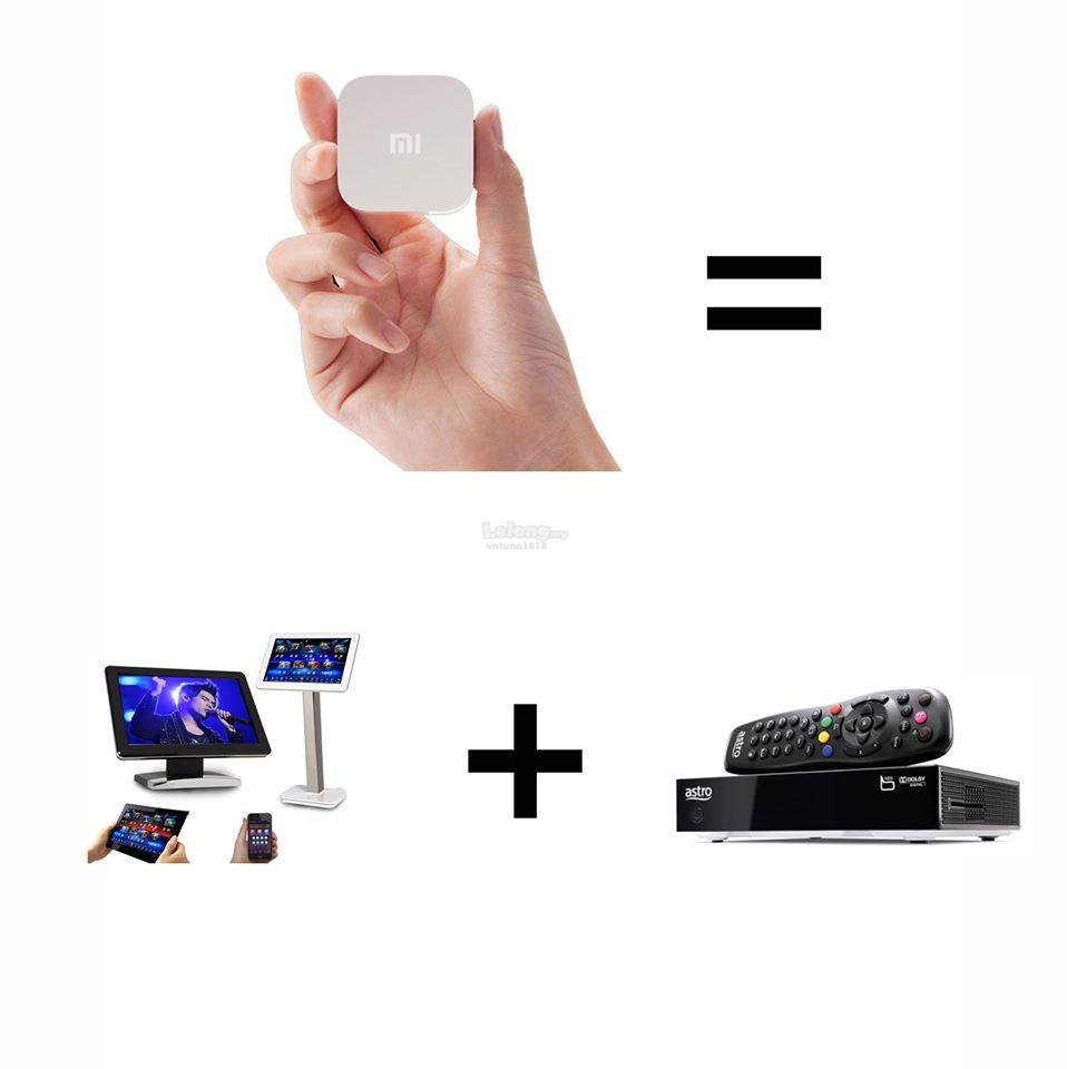 XIAOMI MIBOX MI TV BOX Mini 4K IPTV HDTV FREE PREMIUM 100%