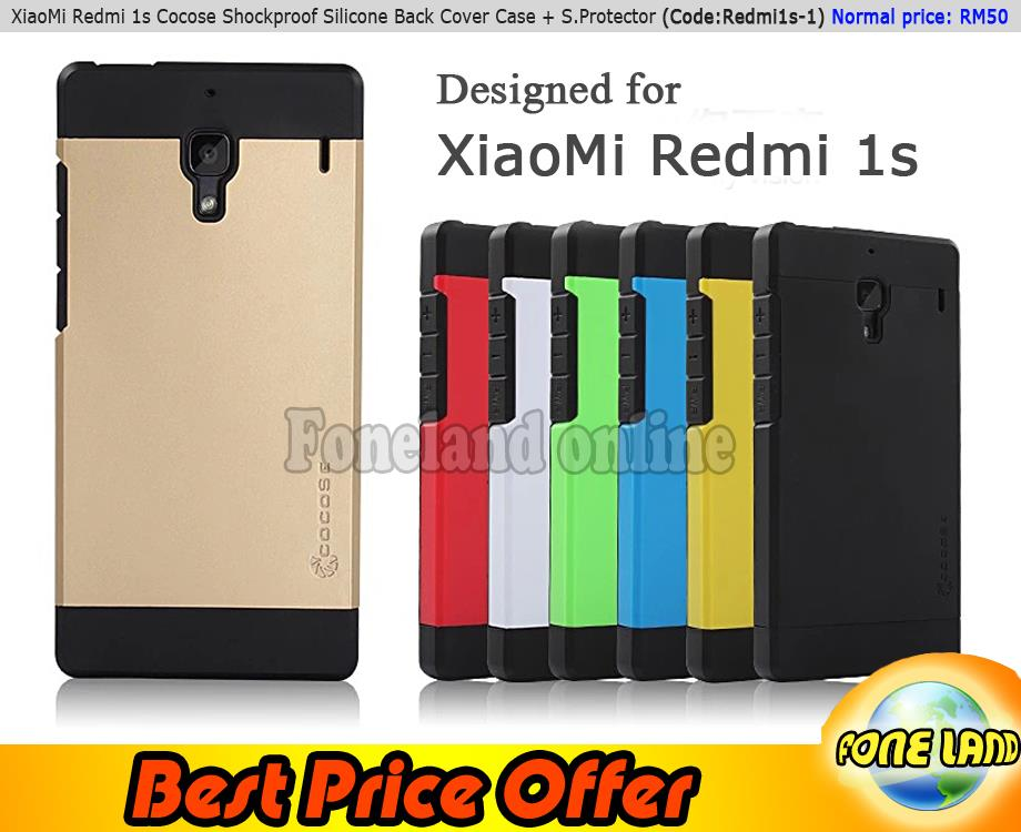 brand new 547e2 9c796 Looking for a Back Case/Cover for Redmi 1S(India) - Redmi 1S ...