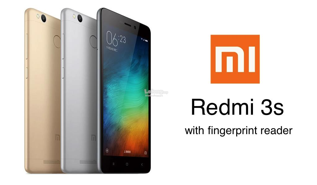 xiaomi redmi 3s unboxing and first impressions   redmi 3s