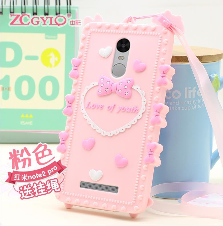 Xiaomi Redmi Note 2 3 Pro ShakeProof Silicone Case Cover Casing + Gift