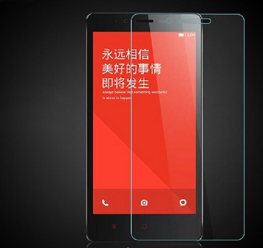 XiaoMi RedMi Note Tempered Glass Screen Protector Thick 0.26mm 2.5D