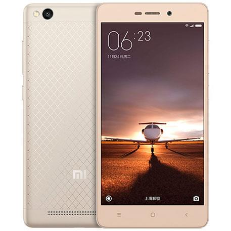 Xiaomi Redmi3 5.0� 4G LTE 2GB+16GB 13MP+5MP Dual SIM Fashion Gold