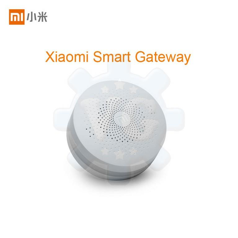 Xiaomi Smart Home Smarthome Gateway Hub Multifunction Security Zigbee
