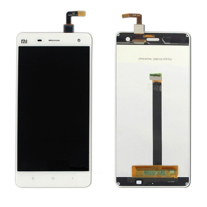 XiaoMi Xiao Mi 4 Mi4 Display Lcd Digitizer Touch Screen Sparepart