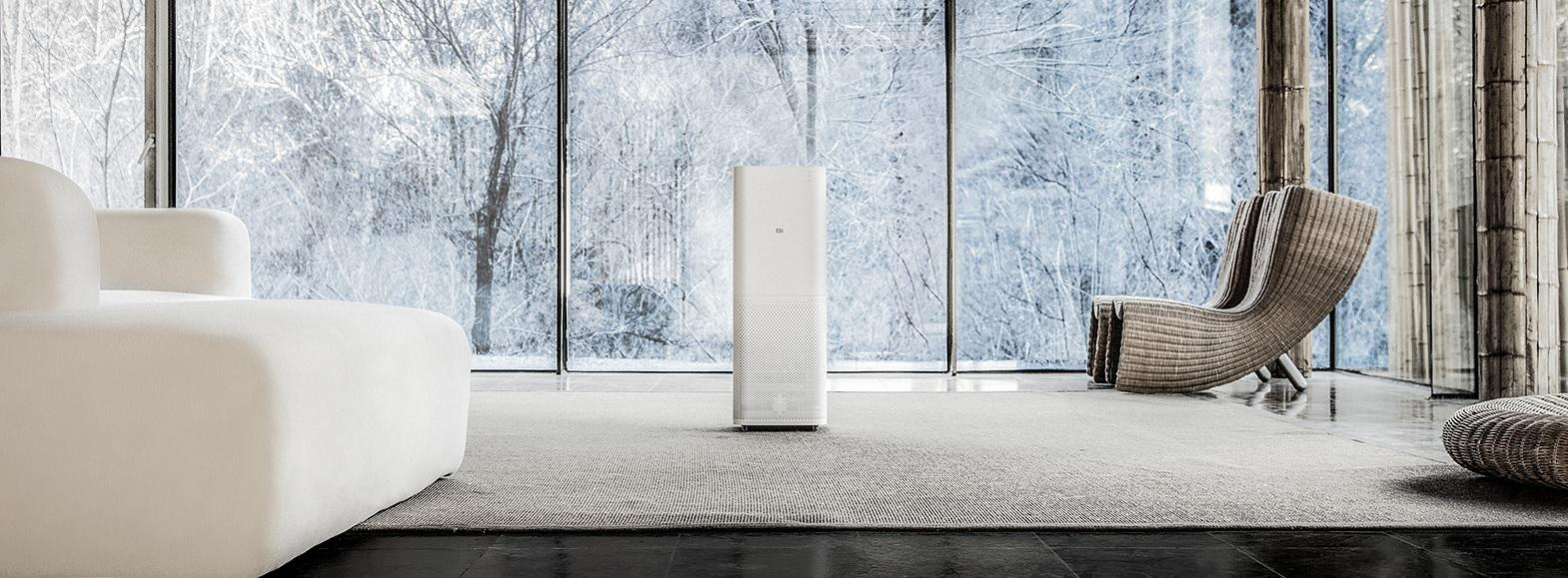 XIAOMI XIAO MI ZHI MI ZHIMI SMART AIR PURIFIER WITH FILTER PM2.5 WIFI
