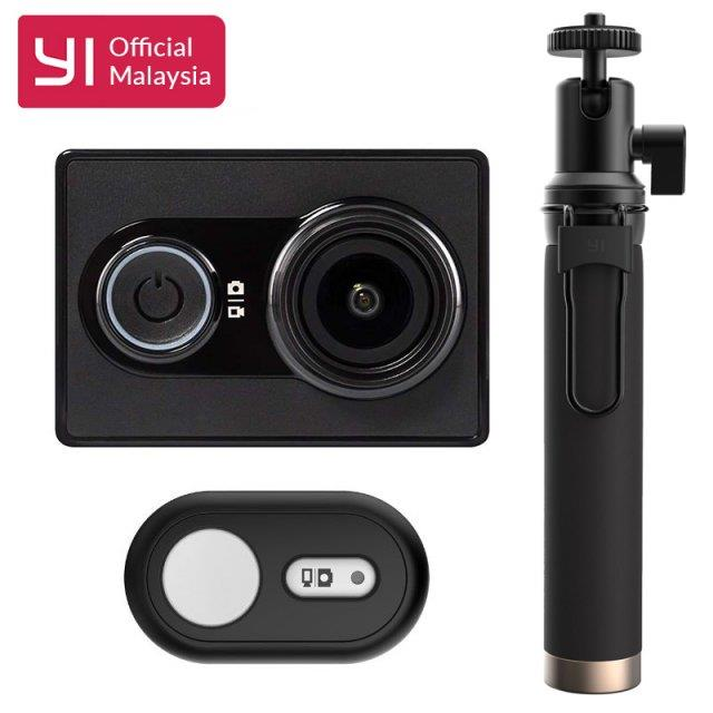 XiaoMi XiaoYi Yi Action Camera Trav (end 12/5/2017 11:15