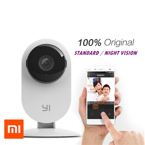 XIAOMI Yi Ants Night Vision Wifi Ip Cctv Camera