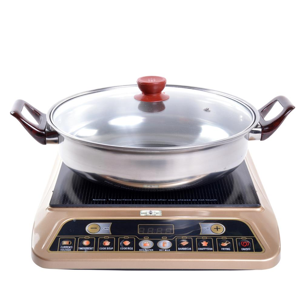XMA-2007IC MULTIFUCTIONAL INDUCTION COOKER