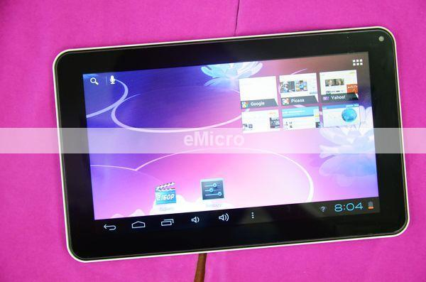 XPAD 9'  8GB Android Tablet PC + 2 Camera work like ipad samsung