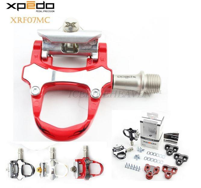 Xpedo light  Road Bike Sealed Pedals Look Keo Compatible 235g pedal