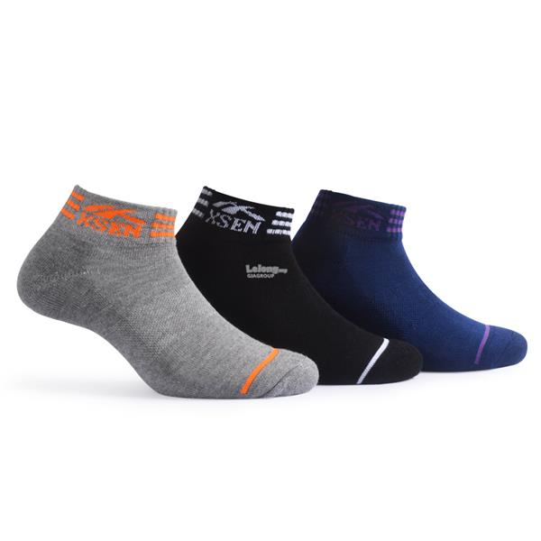 XSEN ANKLE CUSHIONING SOCKS XSK81303