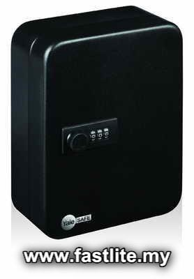 Yale 46 key Combination Lock Security Cabinet