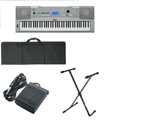 yamaha dgx 230 76 key portable grand keyboard