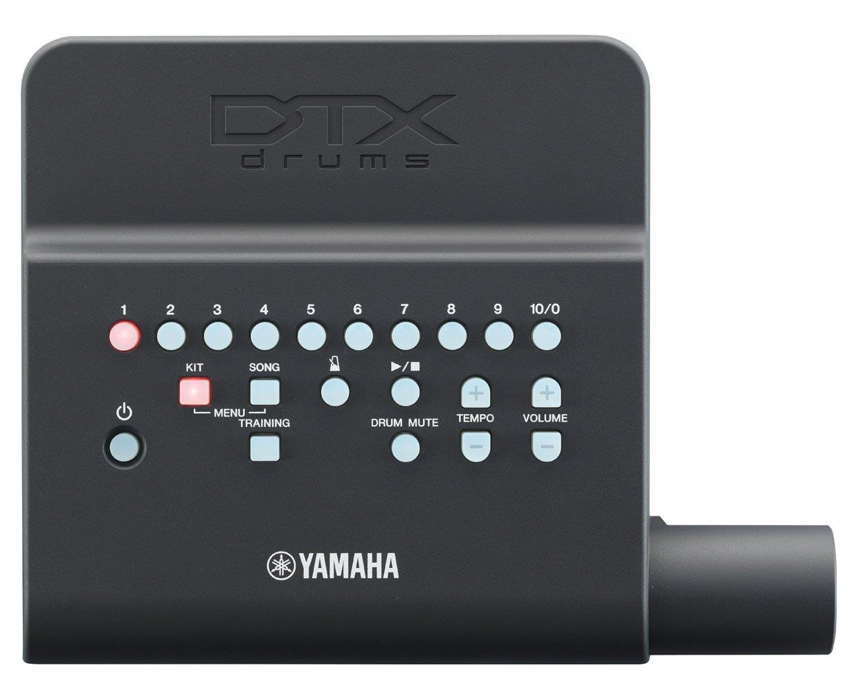 YAMAHA DTX450 DIGITAL DRUM WITH FREE DRUM STOOL