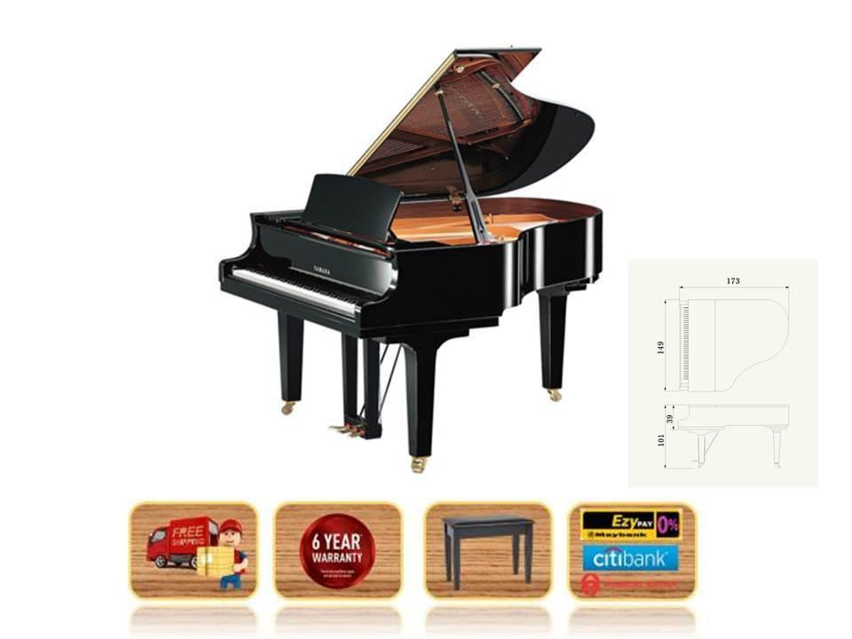 Yamaha grand piano c2x pe c2x pe c2 end 6 11 2017 2 14 pm for Yamaha c2 piano for sale