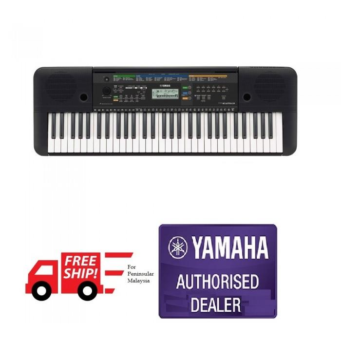 Yamaha PSR-E253 Beginner Portable Keyboard Package C (Free Shipping to