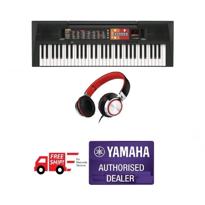 Yamaha PSR-F51 Portable Keyboard for Beginner Package C (Free Shipping