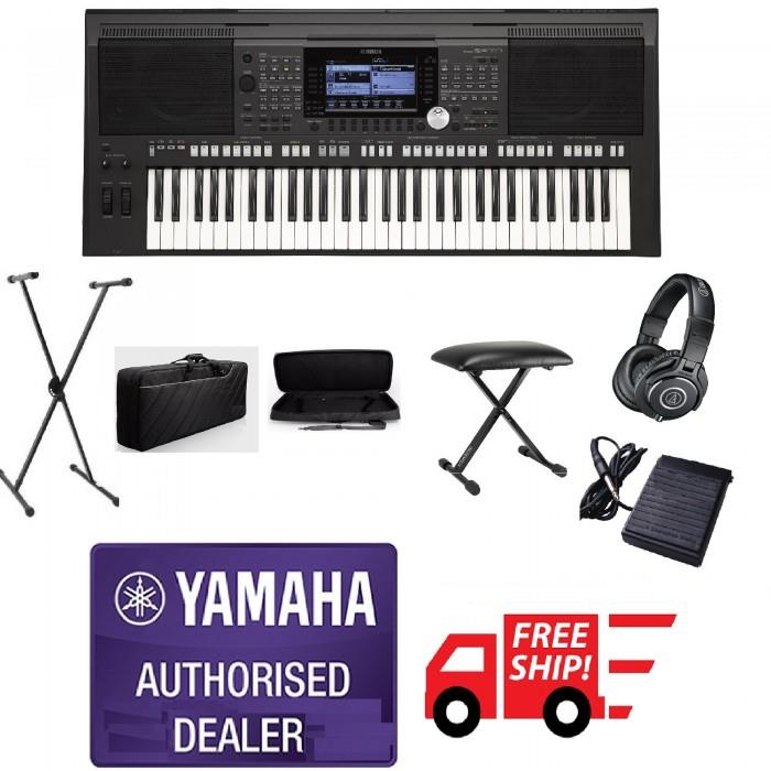 yamaha psr s970 portable keyboard p end 12 27 2017 1 15 pm. Black Bedroom Furniture Sets. Home Design Ideas