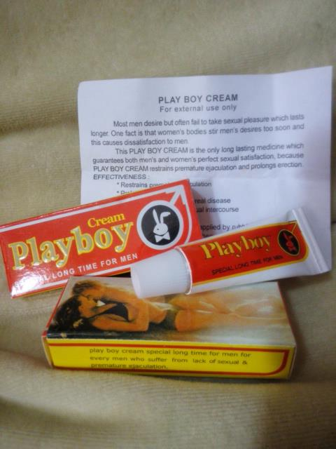 yanyoung = Delay Cream for Man = PLAYBOY = Sales
