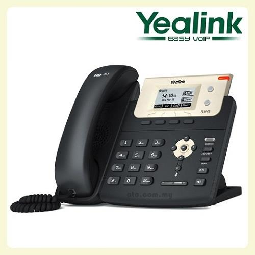 Yealink SIP-T21P E2 Entry-level IP  Phone, 2 Lines & HD with POE