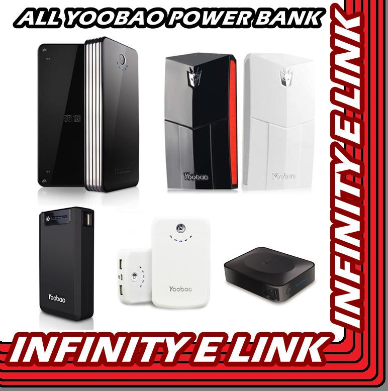 YEAR END SALES!!!! YOOBAO POWER BANK~~!! ALL POWER BANKS