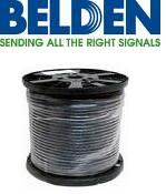 YJ52818 Belden (USA) Professional RG6 Coaxial Cable (3Ghz Support); 18..